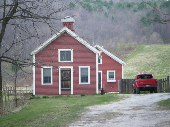 Wallingford, VT: The Milk House Cottage