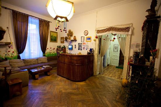 Old Ukrainian Home Hostel
