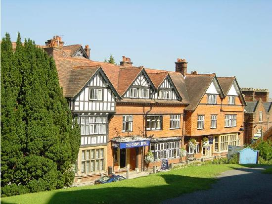 The Crown Manor House Hotel: Front of our Beautiful Hotel