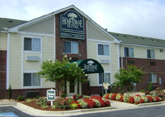 ‪Home-Towne Suites of Greenville‬