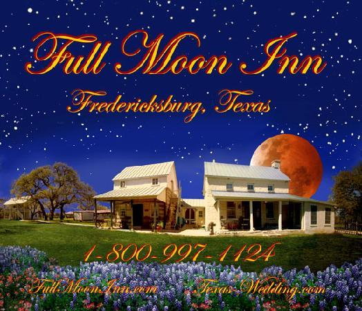 Full Moon Inn: Our Logo