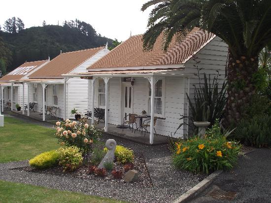 ‪Coromandel Colonial Cottages Motel‬