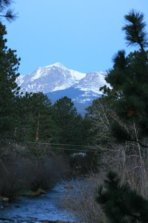 Worldmark Estes Park Colorado: Our view - miss it already!