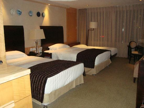 Marco Polo Parkside Beijing: Beds