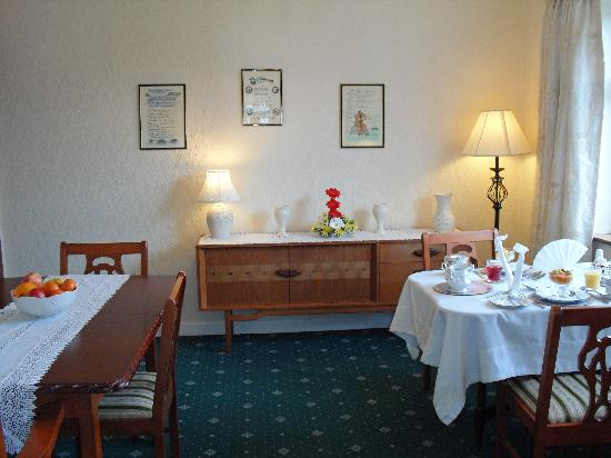 Tubbercurry, Ireland: Dining room