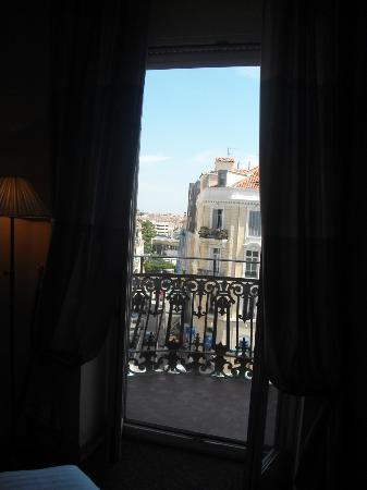 Hotel  Le Cavendish: view