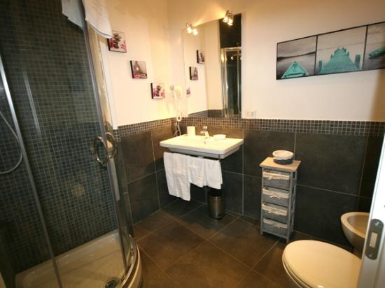 Le Cupole: Bathroom