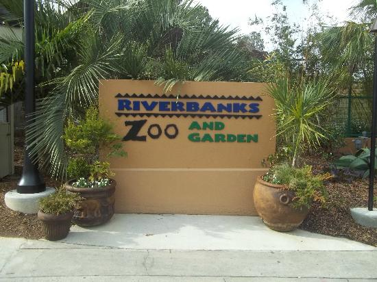 Coupons for riverbank zoo and garden