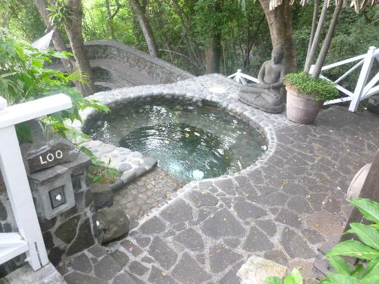 Firefly Hotel Mustique: Jacuzzi