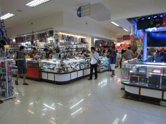 Shops Inside 168 Picture Of 168 Shopping Mall Manila