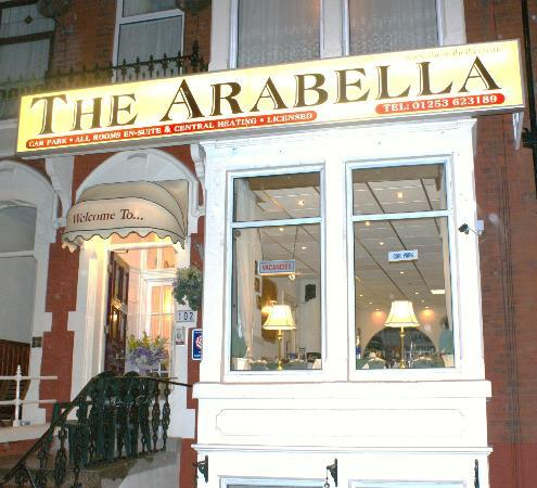 ‪The Arabella‬