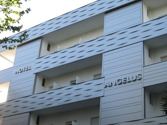 Hotel Angelus: facciata rinnovata
