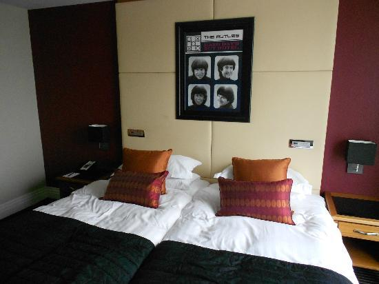 Hard Days Night Hotel Deluxe Room