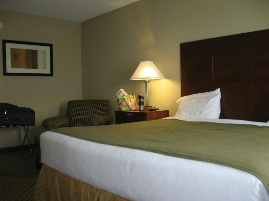Holiday Inn Express Hotel & Suites Starkville, MS: Other side of Room