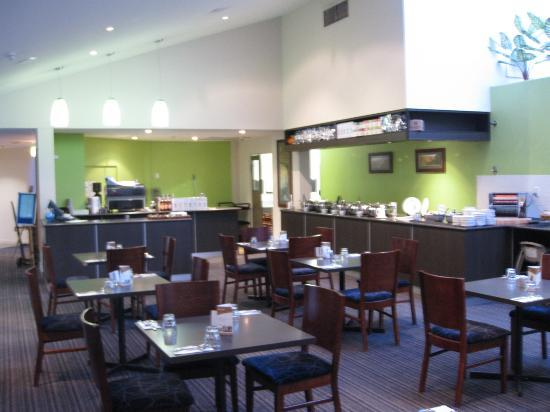 Rydges Eagle Hawk Resort: Restaurant for the breakfast