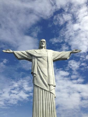 Rio de Janeiro, RJ: Christ the Redeemer