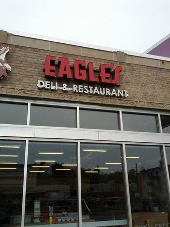 Eagle&#39;s Deli, Boston MA