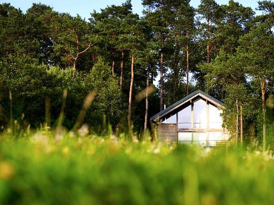 Forest holidays keldy north yorkshire pickering for Log cabins for sale north yorkshire