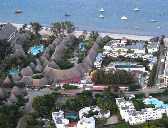 Coral Key Beach Resort Malindi