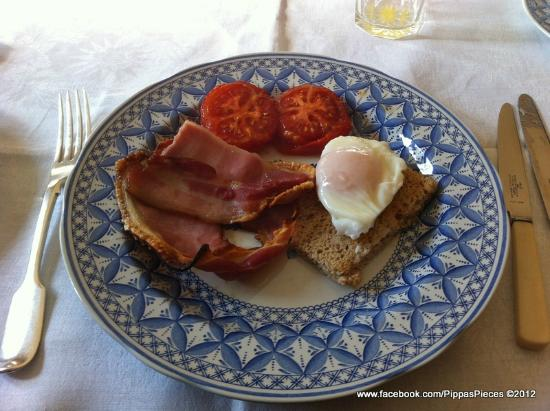 Oldfield Guest House: Breakfast