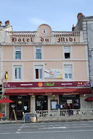 Hotel-Restaurant Du Midi