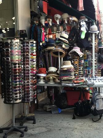 Find great deals in the wholesale district during your for Adler s jewelry canal street