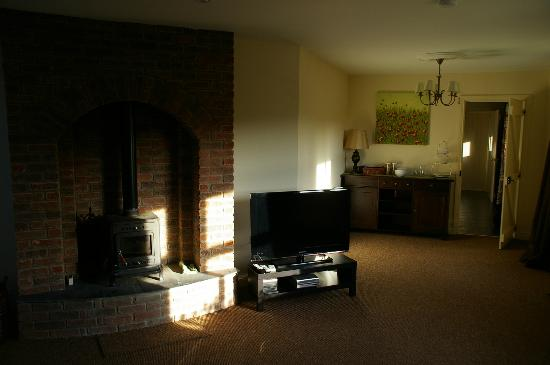 Darley Cottage: TV