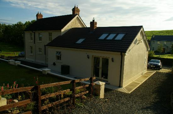 Darley Cottage: Rear of Coittage