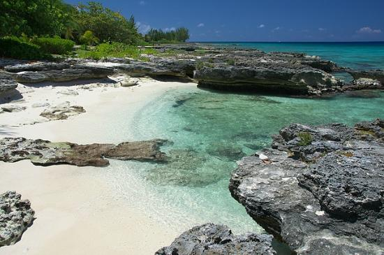 Grand Cayman's Secret Beach