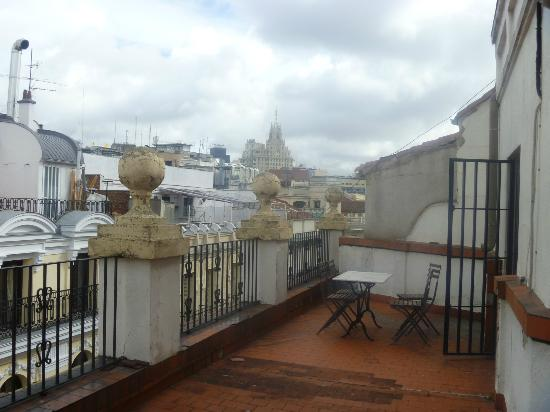 Apartamentos Mayor Centro: view from the terrace