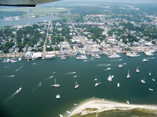 Bird Shoals Next To Beaufort Nc Picture Of Southern Air