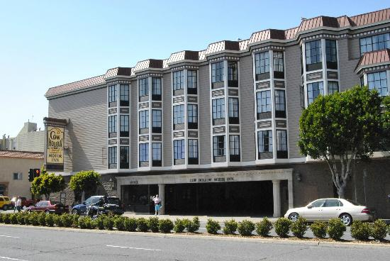 Cow Hollow Motor Inn Front Lombard St View Picture Of