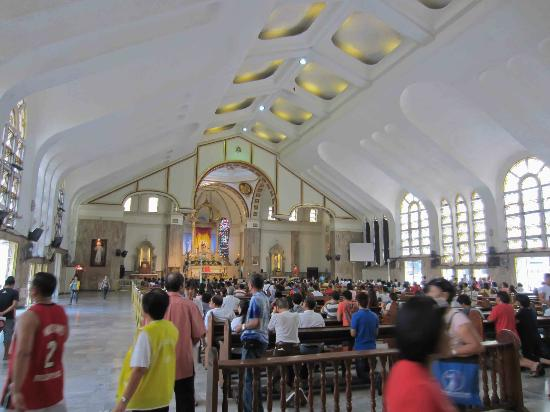 Quiapo Church: A stunning church