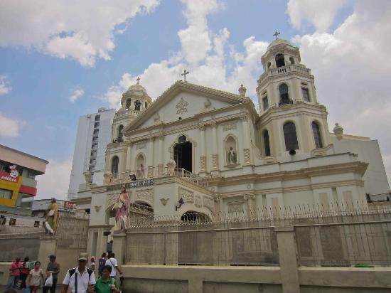Quiapo Church is magnificent