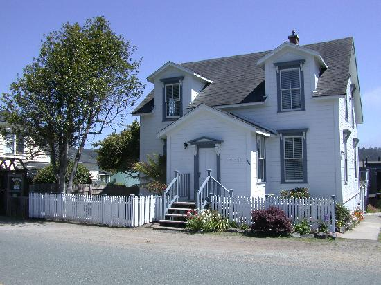 Photo of Nicholson House Inn Mendocino