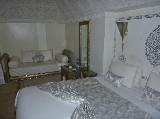 Riad Argan: Ground Floor room