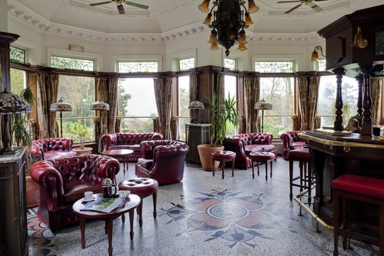 Merewood Country House Hotel: Conservatory Bar