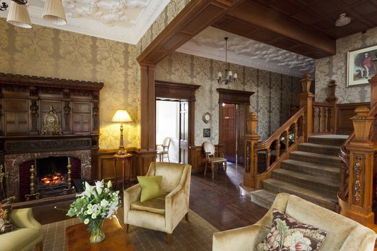 Merewood Country House Hotel: Reception