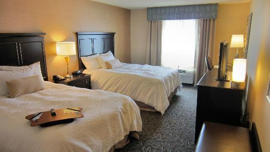 Hampton Inn & Suites Carlsbad: Double room