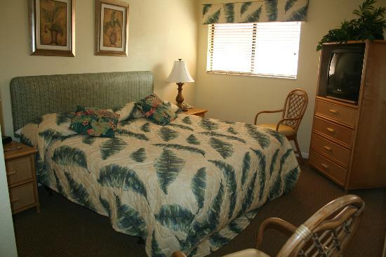Club Regency of Marco Island: Master Bedroom