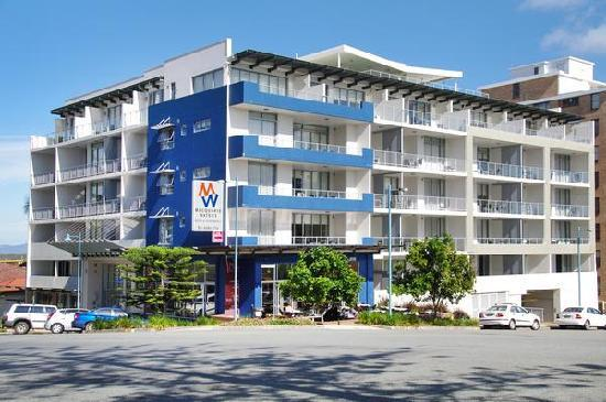 Macquarie Waters Hotel & Apartments: Exterior