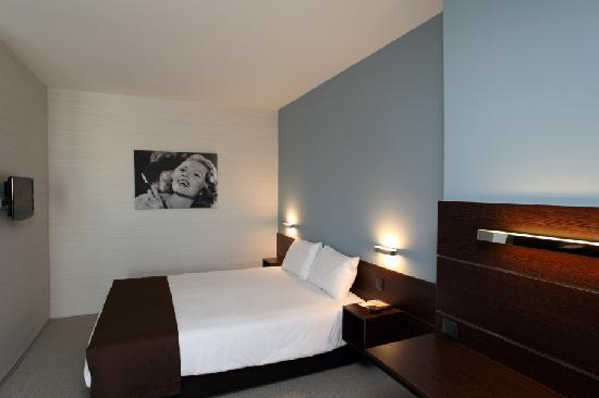 Double room at Hotel B&B Porto Centro