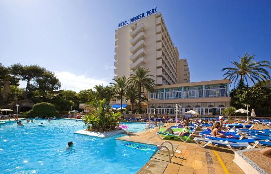 Photo of Hi! Mimosa Park Hotel Palma Nova