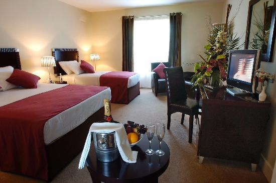 Hotel Doolin: Hotel standard room