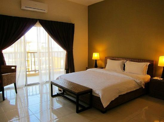 Banting, Malasia: Room - Simple but spacious..