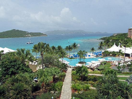 The Ritz-Carlton, St. Thomas: To die for...