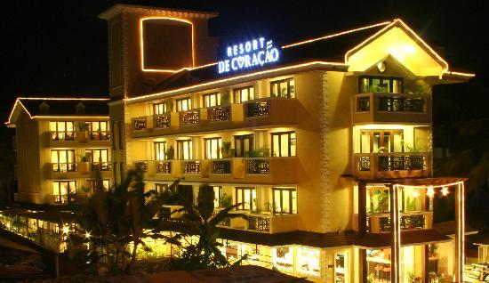 Resort De Coracao: Night View