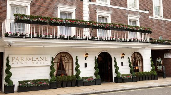 Photo of Park Lane Mews Hotel London
