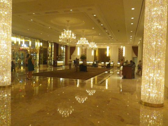 Lobby Check In Picture Of Trump International Hotel Las