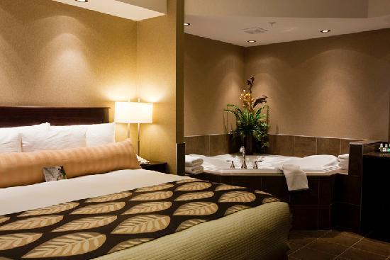 Hospitality Inns & Suites: Special Occassion...Book our Jacuzzi Suite